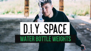 DIY Space | Water Bottle Weights