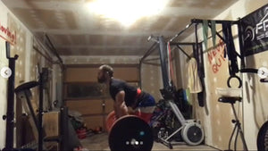 Workout of the Week: Hang Power Snatch w/ 8 Minute AMRAP