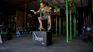 Plyometric Jumps Exercises to Build Dynamic Power and Balance