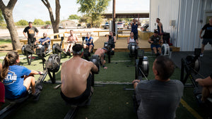CrossFit Benefits Body and Soul; People Go from God Squad to WOD Squad