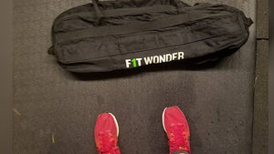 Workout of the Week: 15 Minute AMRAP w/ Sandbag Trainers