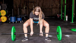 Build Up Glutes by Deadlifting