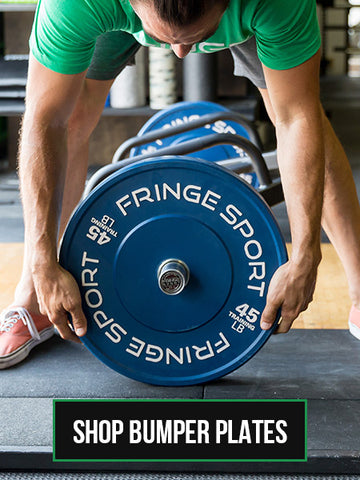 I Got My Equipment For CrossFit BulletProof From FringeSport - Philip