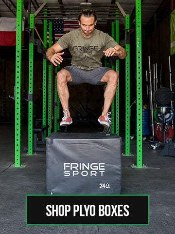 I got my equipment for crossfit bulletproof from fringesport philip