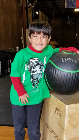 strongman for kids