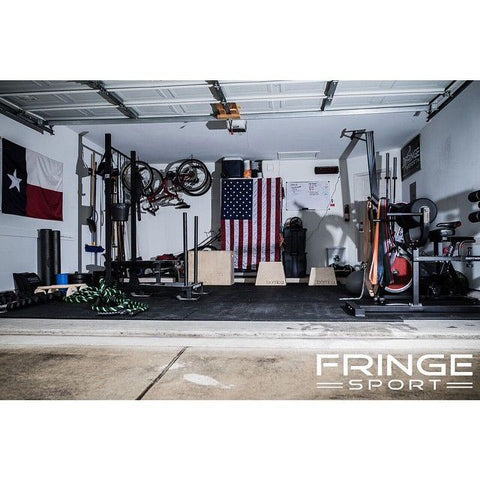 Steps to convert your garage to a gym