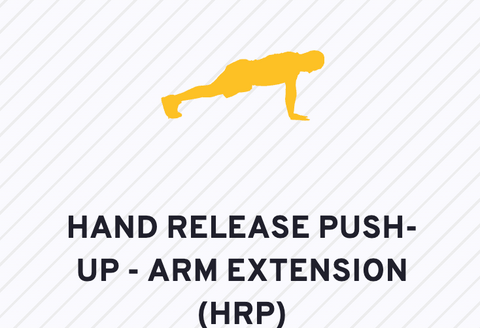 ACFT - Hand Release Push-up