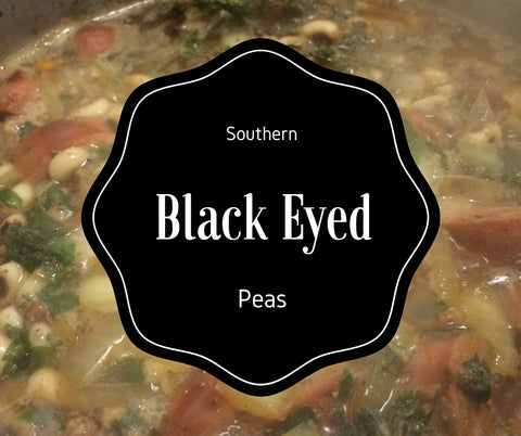 Southern Black Eyed Peas Recipe
