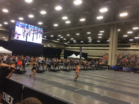 CrossFit Games South Regional Team Event