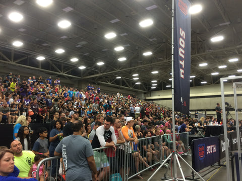 CrossFit Games South Regional 2015 - The Crowd!