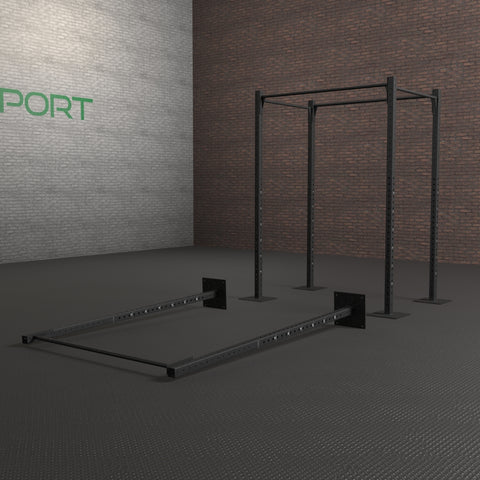 A new segment for a freestanding pullup rig