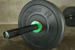 OneFitWonder Fractional Plates on a Barbell