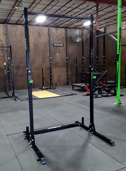 Fringesport Squat Rack With Pullup Bar Garage Series Instructions