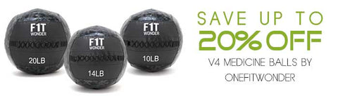 Medicine Balls on Sale for Black Friday