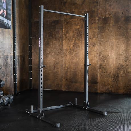 garage series squat rack with pull up bar