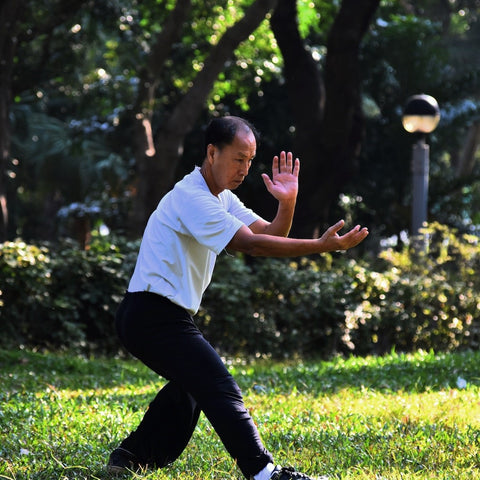 tai chi workout to fight stress