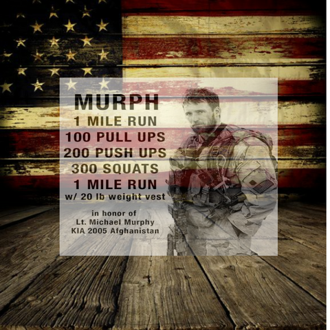 The Murph workout