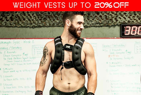 Weight Vests on Sale for Black Friday