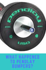 what happened to pendlay bumper plates