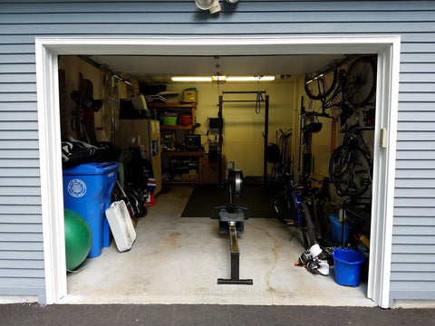 Garage gym of the week: randy jackvony