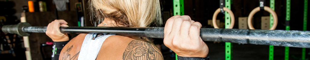 why do women lift on 15kg barbells