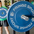 15kg Shorty Barbell by Fringe Sport