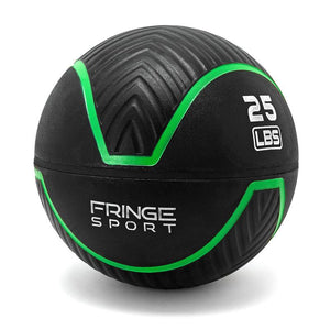 Wall ball with Fringe Sport logo
