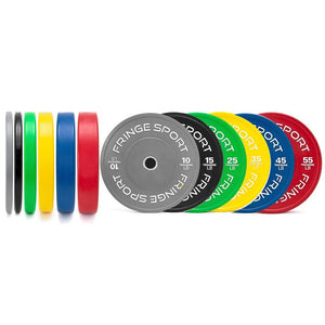 Bulk Color Bumper Plates