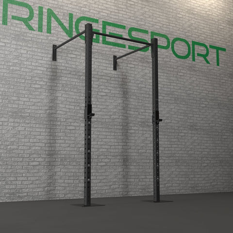 "4ft Wide Wall Mount Garage Gym Rig (3""x3"")"
