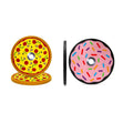 Pizza & Donut Bumper Set (10lb Pair)