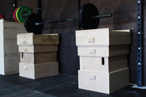 Jerk Block Plyo Box Conversion Kit