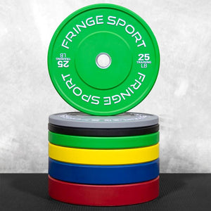 Color Bumper Plate Sets
