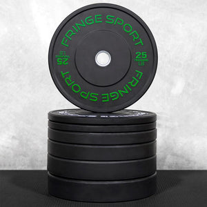Bumper plates weightlifting equipment free shipping fringe sport