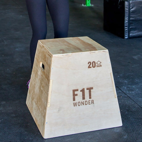 Traditional Plyo Boxes