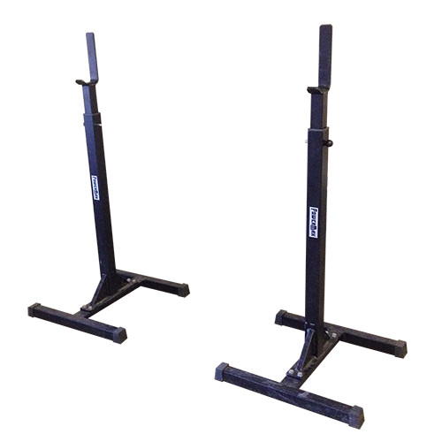 Independent squat rack by powermax for weightlifting and for A squat rack