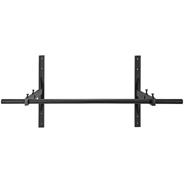 Pull up bars chin stud mount for garage gym