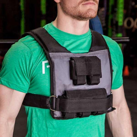 No-Bounce Elite Weight Vests by OneFitWonder