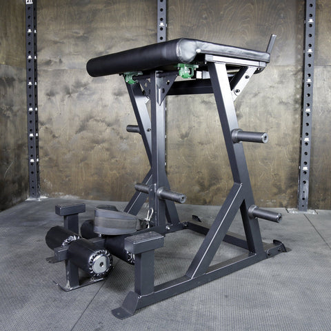 Reverse Hyperextension Machine by OneFitWonder