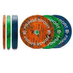 Savage Bumper Plate Sets (1390606450735)