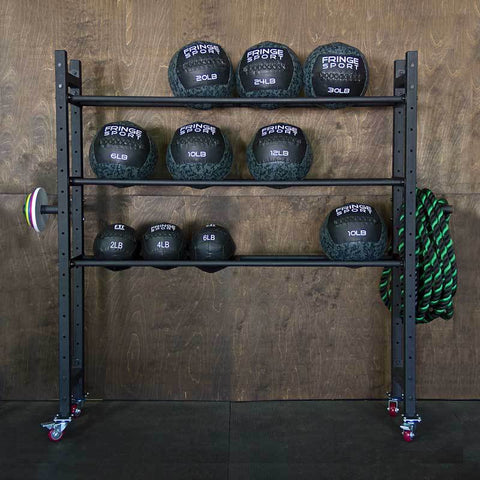 Rolling Equipment Storage
