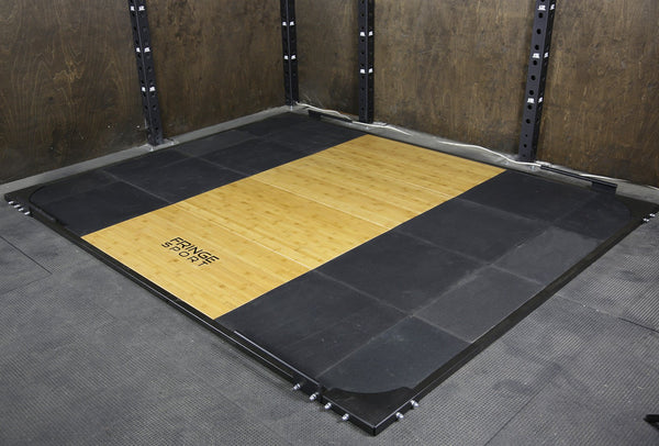 Weightlifting Platform By Onefitwonder Fringesport Equipment