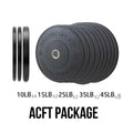 MilSpec Bumper Plates for ACFT - In Stock and Shipping Soon! (4631524802607)