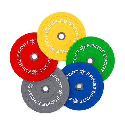 Bumper Plate Drink Coasters (1241607012399)