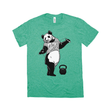 Fringe Sport Triblend Panda Speed Rope Shirt (4658657722415)