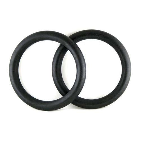 28mm Plastic Gymnastic Rings - No Straps