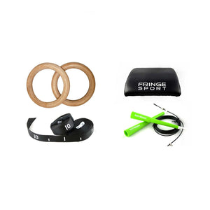Bodyweight WOD Pack