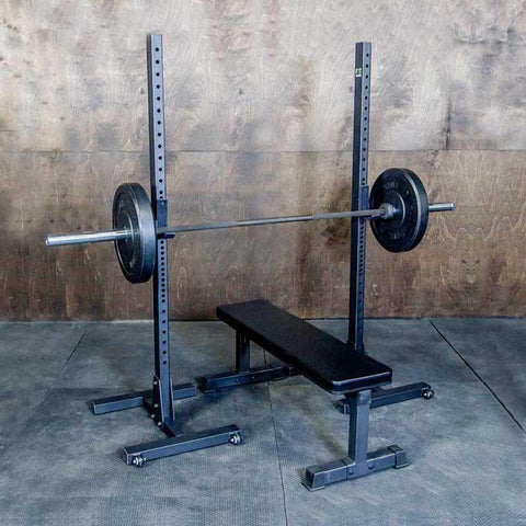 Commercial Independent Squat Rack