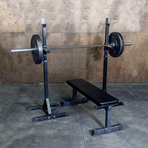 Indy Squat Rack - Garage Series