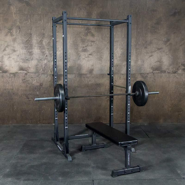 Power Cage Squat Stand For Weight Training Fringesport