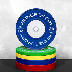 Color Competition Bumper Plates - Kilos (1227604688943)